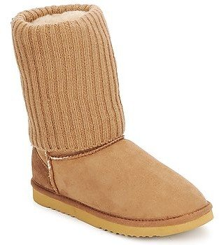 Love From Australia COZI women's Low Ankle Boots in Brown