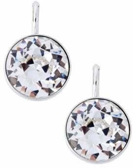 Swarovski Bella Crystal Pierced Earrings