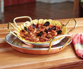 Napa Style Artisan Copper Paella Pan