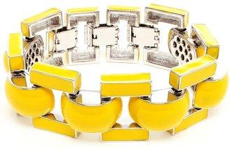 J.W.Anderson Enamel Coated Metal Bracelet