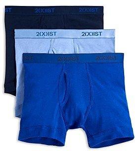 2xist Essentials Boxer Briefs, Pack of 3