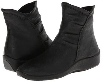 ARCOPEDICO L19 (Black) Women's Zip Boots