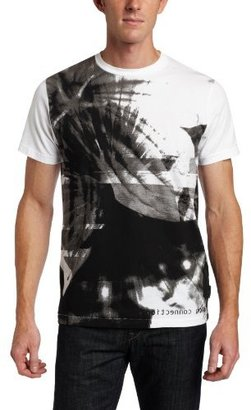 French Connection Men's Camoflower T-Shirt