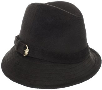 San Diego Hat Company San Diego Hat Women's Velour Fedora Hat