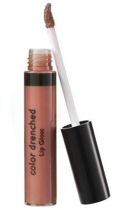 Laura Geller Beauty 'Color Drenched' Lip Gloss - Cafe Au Lait