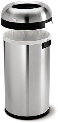Simplehuman Bullet 16-Gallon Trash Can