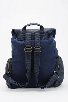 Urban Outfitters Cooperative Canvas Contrast Backpack