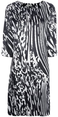 By Malene Birger loose fit print dress