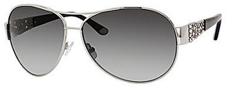 Juicy Couture Crown Aviator Sunglasses