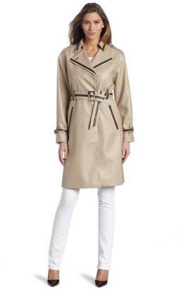 Jones New York Women's Trench Coat