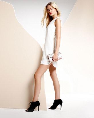 BCBGMAXAZRIA Onyx Relaxed Sleeveless Dress