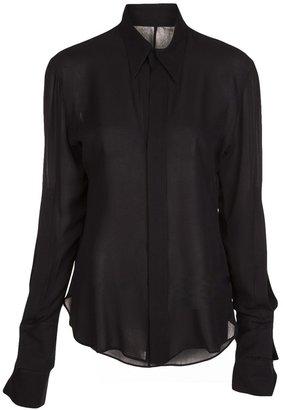 Yohji Yamamoto Double sleeve blouse