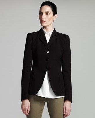 Stella McCartney Three-Button Equestrienne Jacket
