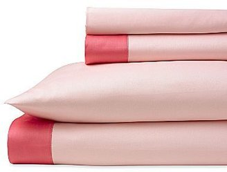 Pantone UniverseTM 300tc Cotton Sateen Rose Shadow Sheet Set
