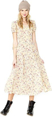 Nasty Gal Late Bloomer Dress
