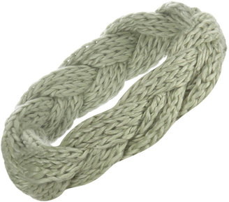 Topshop Knitted Wool Plait Headband
