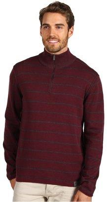 Calvin Klein Jeans 12GG Plaited Stripe (Port Royale) - Apparel
