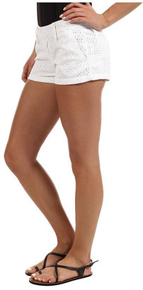 Hurley Lowrider Lace Novelty Short (Juniors)