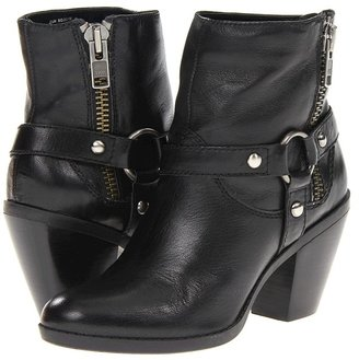 Bandolino Julym (Black Leather) - Footwear