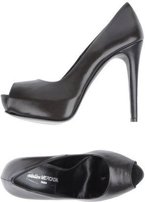 Atelier Mercadal Pumps with open toe