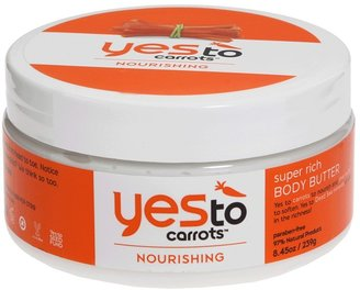 Yes To Carrots Yes To Nourishing Super Rich Body Butter (No Color) - Beauty