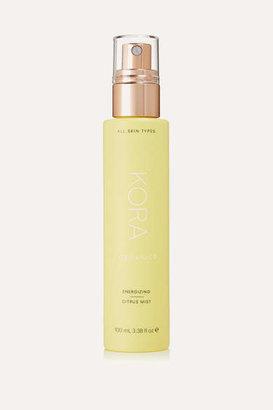 KORA Organics - Energizing Citrus Mist, 100ml - Colorless