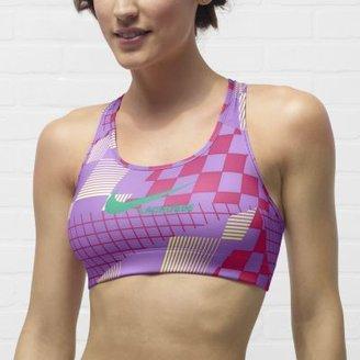 LaCrosse Nike Pro Printed Women's Sports Bra