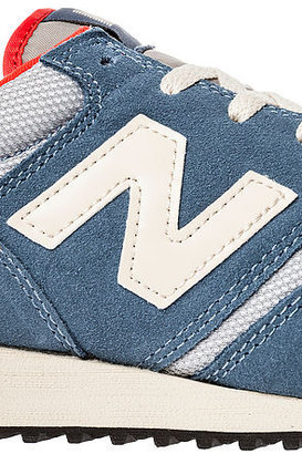 New Balance The Classic 620 Sneaker in Blue & Grey