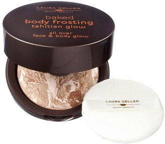 Laura Geller Beauty Baked Body Frosting - Tahitian Glow All Over Face & Body Glow