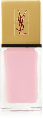 Saint Laurent Beauty - La Laque Couture Nail Lacquer - Rose Romantique 25 - Baby pink
