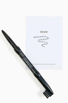 Nasty Gal NYX Auto Eyebrow Pencil - Black