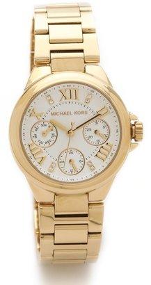 Michael Kors Camille Mini Chronograph Watch