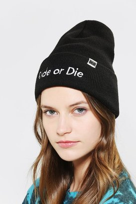 UO Married To The Mob X Ride Or Die Beanie