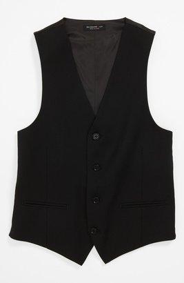 John Varvatos Wool Vest (Big Boys)