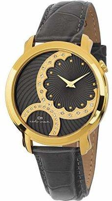 Monti Carlo Women's CM802-290 Analog Display Quartz Grey Watch