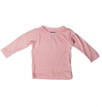 Kickee Pants Long Sleeve Tee - Natural-3-6 M