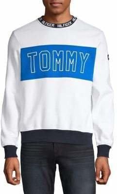 8b52d16f5 Mens Tommy Hilfiger Sweatshirt - ShopStyle Canada