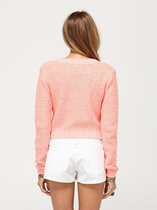 Roxy Feelin Bright Sweater