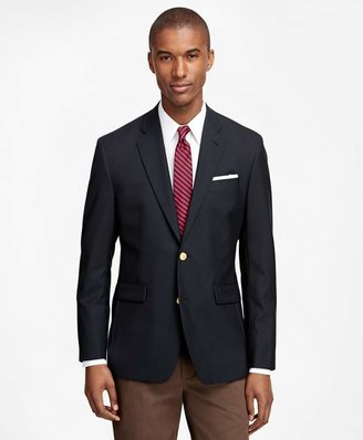 Brooks Brothers Milano Fit Two-Button Classic 1818 Blazer