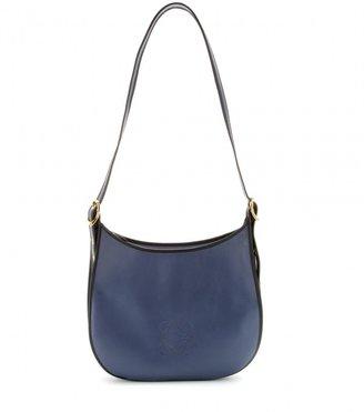 Loewe Sofia leather shoulder bag