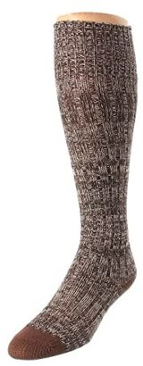 Ariat Above Knee Comfy Socks (Brown) Women's Knee High Socks Shoes
