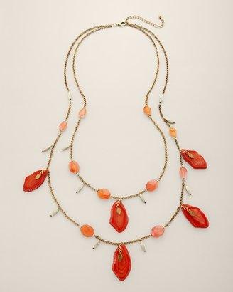 Chico's Chora Multi-Strand Necklace