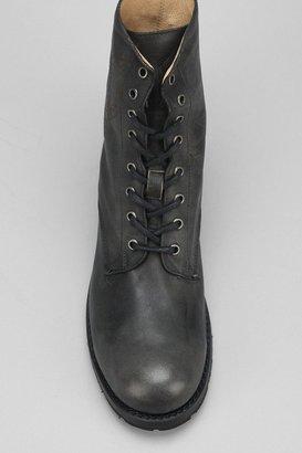 Frye Rogan Skull Tall Lace Boot