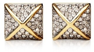 Juicy Couture Pave Stud Earrings