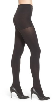 Women's Dkny 'Super Opaque' Control Top Tights $16 thestylecure.com