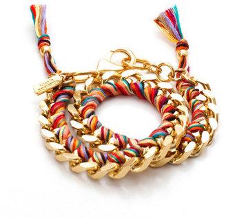 Holbrooke by s.berry Double Wrap Bracelet Cajun Spice