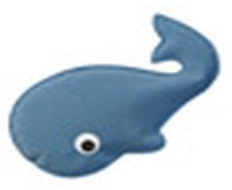 Container Store Whale Hot/Cold Pack Blue