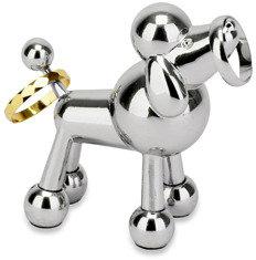 Umbra Muse Poodle Chrome Ring Holder