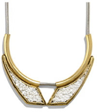 Lady Grey Reflected Sword Necklace
