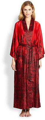 Natori Phoenix Long Robe